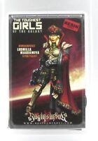 Raging Heroes 20898 Ludmilla Magdanova Strategist (Kurganovas) Female Officer
