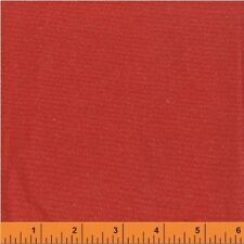 Windham Opalesence Metallic 41580 16 Red Solid Metallic Cotton Fabric BTY