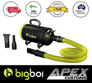 Big Boi BigBoi BlowR Mini Dryer New EZ Lock PRO Nozzle & Rubber Tip Blower