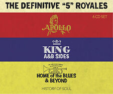 "The Definitive ""5"" Royales 6CD SET"