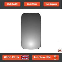 Renault Mascott 1999-2010 Left Passenger Side Convex wing mirror glass 678LS