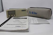 X-Rite 404 Color Reflection Densitometer - 3.4mm