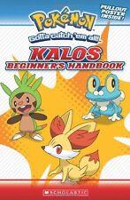 Pokemon: Kalos Beginners Handbook (Pokmon) by Scholastic
