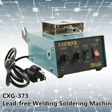 110V Lead Free Soldering Station Electric Welding Automatic Tin Supply Feed SALE