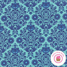 Moda ON THE WING Abi Hall 35263 13 Robin's Egg Blue QUILT FABRIC
