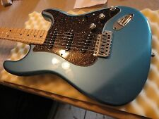 "Fender  MIM Stratocaster,'92/'93,""Hot Rod""/custom/custom wiring/W/case! !"