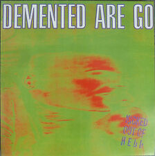 DEMENTED ARE GO - KICKED OUT OF HELL LP OLDSCHOOL PSYCHOBILLY RAR! WHITE VINYL