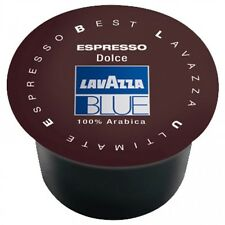 200 CAPSULE DOLCE LAVAZZA BLUE CAFFE' ORIGINALI CIALDE OFFERTISSIMA