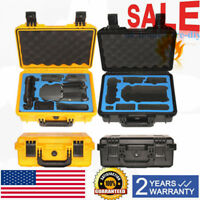 Portable Hard Shell Carry Case Storage Waterproof Box for DJI Mavic Pro Drone US