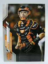2020 Topps Series 1 Buster Posey #111 Photo Variation SP Giants