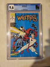 Wildthing: Nikki Doyle #2 CGC 9.6! Spider-Man/Venom Crossover! Nice Comic!