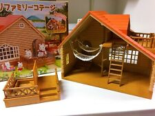 Sylvanian Families Forest House Calico Critters Epoch Cottage 52