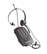 Plantronics T20 2-line Telephone Headset System 45162-11 (B)