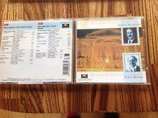 MATTIA BATTISTINI / TITTA RUFFO - Great Voices Of Opera -  History 2xCD
