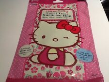 BNWT New Hello Kitty Sweet Treat Surprise Bag Jelly Beans and Gifts Sanrio