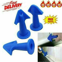 3 in 1 Silicone Caulking Finisher Sealant Nozzle Spatula Filler Spreader Tool~~