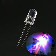 50pcs 5mm Red Blue LED Automatic Flash Light Emitting Diode
