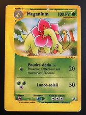 Carte Pokemon MEGANIUM 53/165 Rare Expedition Wizard Française