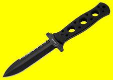 Böker Plus Steel-Mariner Tauchermesser Messer Gürtelmesser Kydex Scheide 02BO285