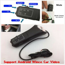 Car Navigation DVD 2Din Android Bluetooth Steering Wheel Button Remote Control