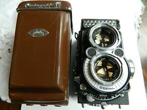 Walz Automat 44 TLR Camera with Case