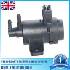 For Vauxhall Vivaro 1.9 2.0 2.5 / Movano Turbo Boost Pressure Solenoid 91167214