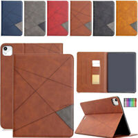 PU Leather Protective Case Cover For iPad Air Pro 9.7 10.5 11 5th 6th 7th Gen