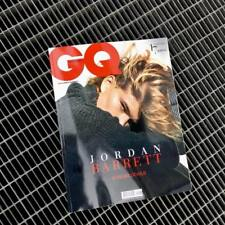 GQ Portugal February 2018 Jordan Barrett Barbara Palvin Branislav Simoncik NEW
