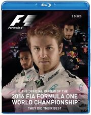FORMULA ONE 2016 - F1 Season BLU-RAY Review NICO ROSBERG - Grand Prix 1 - NEW UK