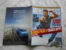 MEN'S FITNESS Magazine-MAY,2017-CHRIS PRAT TAKES OFF-GUARDIANS OF THE GALAXY #2