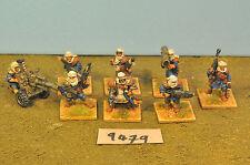 tallarn raiders captain Al'rahem desert imperial guard 8 metal (9479)