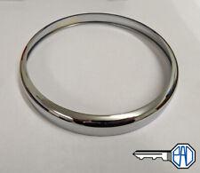 MG MGB Roadster/ MGB GT Chrome Headlamp Rim (clip on type) (57H5296)