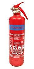 Sakura 1KG Powder Fire Extinguisher For Home Office Car Kitchen