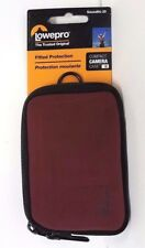Lowepro - Sausalito 20 Camera Case Bordeaux Red