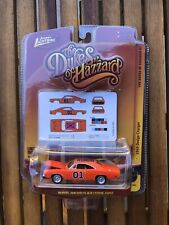 Johnny Lightning Dukes of Hazzard 1969 Dodge Charger R7 General Lee Blueprint