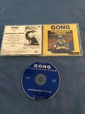 Gong - Continental Circus Limited Edition Digitally Remastered CD Like New