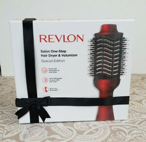 REVLON Salon One-Step Hair Dryer & Volumizer Brush Special Edition NEW Blowout
