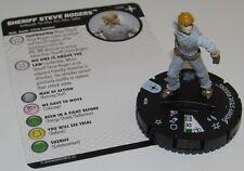 SHERIFF STEVE ROGERS 006 Secret Wars Battleworld Marvel HeroClix
