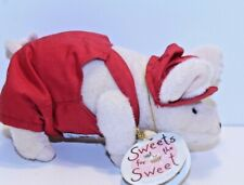 Rudy The Pig. Sweets For The Sweet Muffy VanderBear North American Bear Company