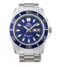 Orient FEM75002DW Mako XL Automatic Blue Dial Stainless Steel 200m Dive Watch