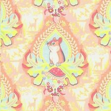 Haven - Chipmunk Cameo – Shell Pink by Stacy Peterson Cotton Fabric