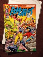 EX-MUTANTS #3 1993 NM MALIBU COMIC Combine Shipping