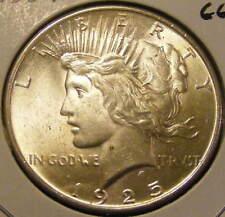 1925 Peace Dollar 90% Silver - Very Nice # 130923-44
