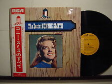 CONNIE SMITH THE BEST OF JAPAN OBI LP