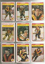 1982-83 O-Pee-Chee Blair Macdonald #350 (Buy 5 $3.00 Cards Pick 2 Free)