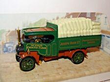 MATCHBOX MODELS OF YESTERYEAR 1922 FODEN STEAM WAGON JOSEPH RANK FLOUR 1/72 Y27