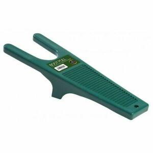 Garland Boot Pull Jack Welly Wellington Shoe Remove Scraper Clean Grip Green