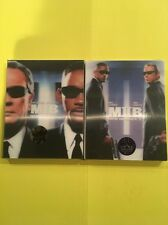 Men In Black 1 & 2 Kimchidvd one-click Blu-ray Steelbook Set Region Free