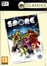 SPORE PC MAC 8.1/8/7/XP/Vista Brand New Factory Sealed Fast Shipping