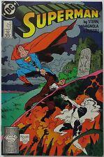 Superman #23 (Nov 1988, DC) (C1644)